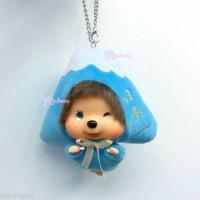 Monchhichi Big Head MCC Limited Mascot Keychain - Mount Fuji 780460
