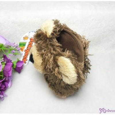 Monchhichi Moko Moko Bear Coin Purse Sekiguchi MCC Small Pouch Bag 798170