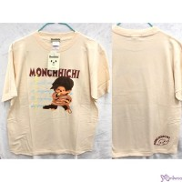 Monchhichi 100% Cotton Fashion Adult Tee Blonde Cheerful Boy S Size 824S-B