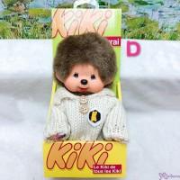 KiKi Monchhichi S Size Plush Button Knit Fashion Boy 929030-D