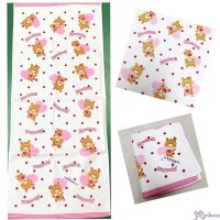 Monchhichi 78 x 34cm 100% Cotton Beach Bath Big Towel ~ Made in Japan ~ MC007