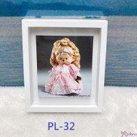 Monchhichi 6 x 5.2cm Magnet Photo Frame with Photo PL32