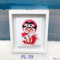 Monchhichi 6 x 5.2cm Magnet Photo Frame with Photo PL39