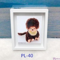 Monchhichi 6 x 5.2cm Magnet Photo Frame with Photo PL40