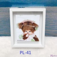 Monchhichi 6 x 5.2cm Magnet Photo Frame with Photo PL41