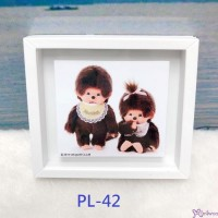 Monchhichi 6 x 5.2cm Magnet Photo Frame with Photo PL42