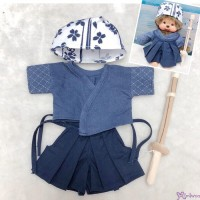Sekiguchi Monchhichi S Size Kendo Wear Fashion Outfit + Shinai Sword RT-41