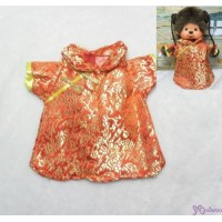 Monchhichi S Size Boutique Outfit Fashion Chinese New Year Chi Pao Dress RX022