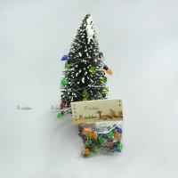NDA127CLR 1/6 Bjd Miniature Mini Christmas Tree Light Bulb Clear