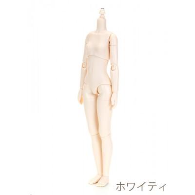 Obitsu 24cm Female Body 1/6 Bjd Figure Soft Bust S Size White Skin 24BD-F02W-S