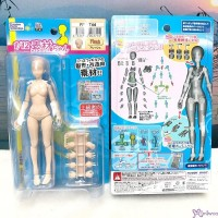 Premium Parts Collection 1/12 BJD Mini Figure Female Body Doll Flesh Skin PPC-T44