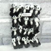4cm Mini Plush Panda (20pcs Set) WAB005S-BK