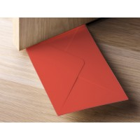 QL10151-RED QUALY Living Styles Door Stopper + Envelope Holder