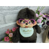 Monchhichi Glasses Frame PURPLE for S & M Size MCC RX001-PUE