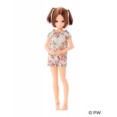Petworks Fresh Ruruko 1801 Girl Doll (Pure Neemo Full Flection XS) 1817141
