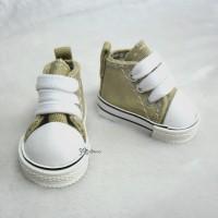 SHH012BLD Yo-SD Obitsu 28cm Male Taeyang Denim Shoes Blonde