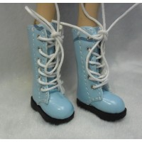 Lati Yellow Blythe Pullip Shoes Long Boots Blue SHP007BLE