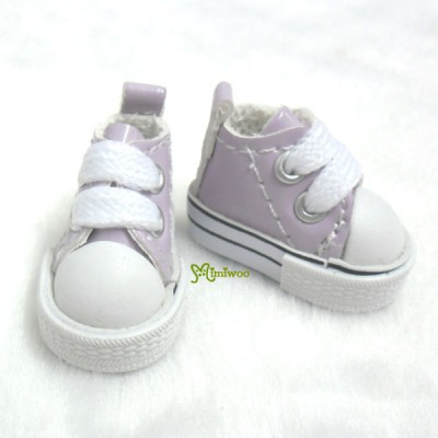 Blythe Pullip PU Leather MICRO Shoes Sneaker Purple SHP125PUE