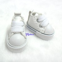 Blythe Pullip PU Leather MICRO Shoes Sneaker White SHP125WHE