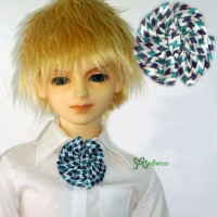 STA005BLE Super Dollfie SD SD13 Luts 1/3 Doll Bow Tie Blue