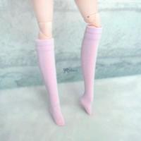 Blythe Pullip Hujoo Obitsu 1/6 Doll Long Socks Pink TPD119PNK