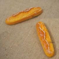 TPS024SWT Food Miniature Mini Long Sweet Bread (Spongy Feeling)