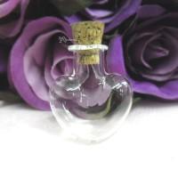 1/6 Bjd Doll Miniature Mini Glass Bottle Heart 5pcs TPS076HEA
