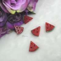 1/6 Bjd Doll Food Miniature Mini Watermelon Slice (5pcs) TPS080