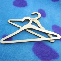 TSH033 1/3 Bjd Doll Wooden Triangle Hanger 2pcs