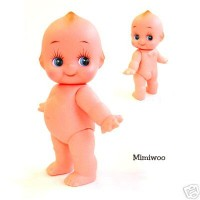 Obitsu Kewpie Baby 25cm Doll Painted Eye Arm Leg Joint QP-Q250