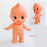 Obitsu Kewpie Baby 15cm Doll Painted Eye Arm Leg Joint  QP-Q150
