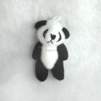 WAB005PA 1/6 BJD Doll 4cm Mini Plush Panda