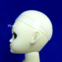 "WCM003 6-7"" Silicon Wig Cap for Yo-SD Doll Head Protection Cover"