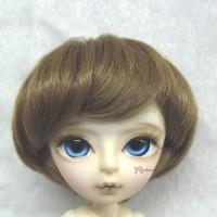 WM60-07-SB MSD Hujoo Bjd Heat Resistant 7-8 inch Wig