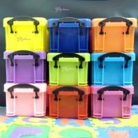 YC0049MIX 1/6 Bjd Doll Miniature Mini Storage Box Container 9pcs
