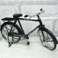 1/6 Bjd Hujoo Blythe Miniature Mini Bicycle BLACK YC0069BLK