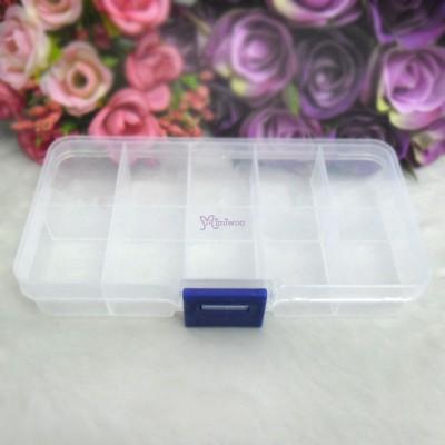 Mini Organizer Storage Box Plastic Case YC0079