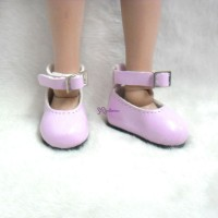 YK03PNK Monchhichi S Size MCC Doll Shoes Mary Jane Pink