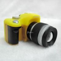 YTB002YEW SD 1/3 1/4 Bjd Miniature Toys Mini Camera Yellow