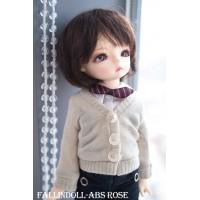 FP-ROSE HUJOO & Fallindoll 26.5cm ABS ROSE Faceup Bjd Doll