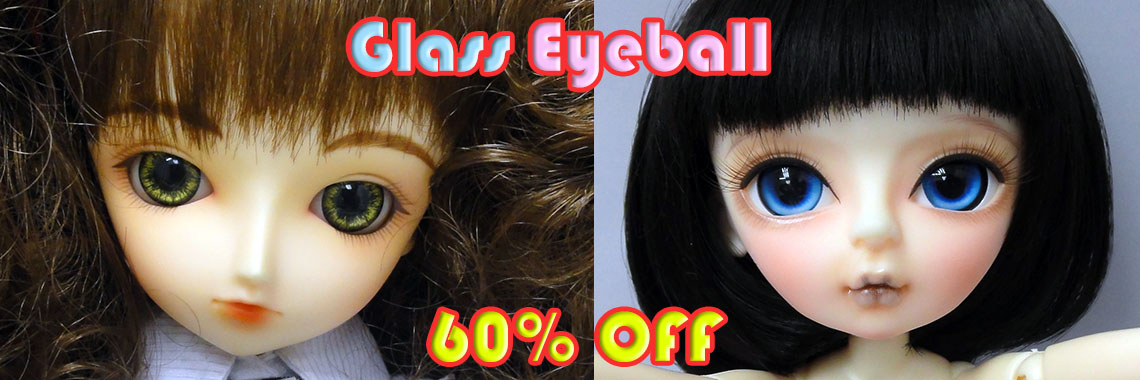 Glass Eye Ball ~ 60% OFF