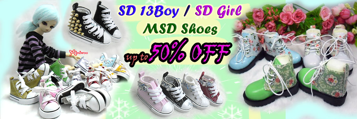 SD 13 Shoes / SD / MSD Shoes up to 50% OFF