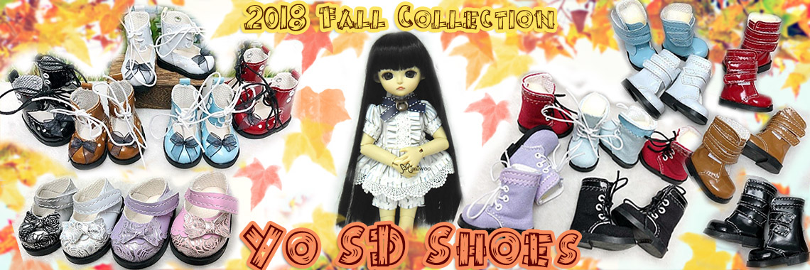 YoSD Shoes ~ NEW collection