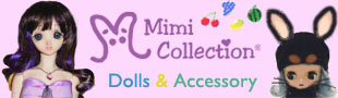 Mimi Collection ~ BJD Obitsu Doll & Monchhichi Shop (mimiwoo)