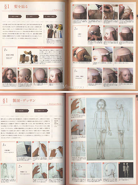 How to Make a Ball Jointed Doll - Mangaka Resource |How To Make A Ball Jointed Doll