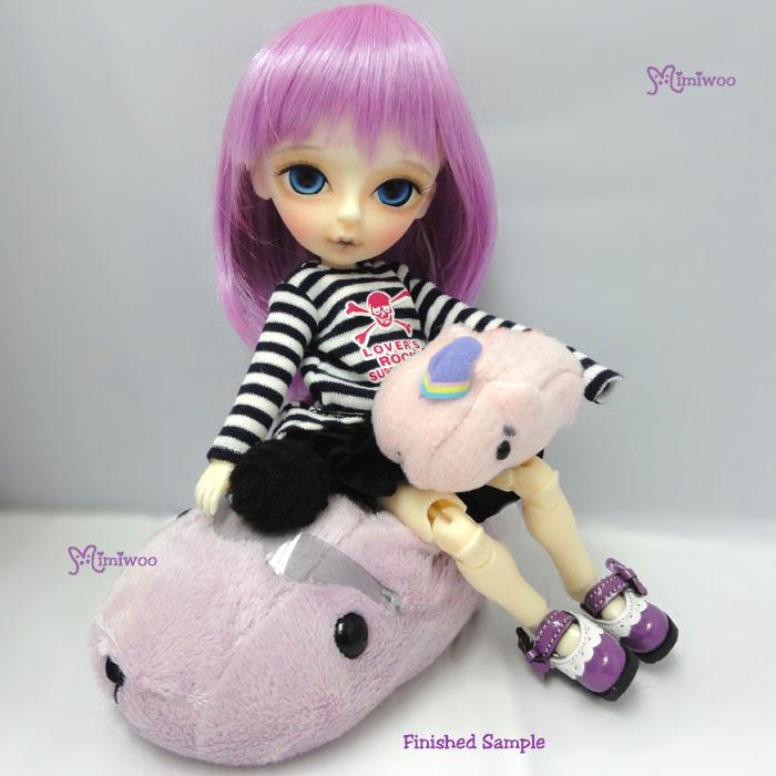 NEW hujoo doll - Mimiwoo has her own doll!!! KHM001Na