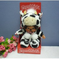 Monchhichi S Size MCC Plush - Year of the Cow 239080