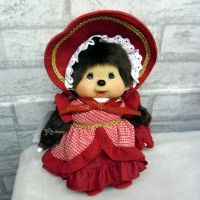 "Monchhichi M Size MCC Golden Fish Girl ""Asia Limited"" 259205"