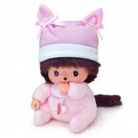 Bebichhichi 10th BBCC M Soft Head Romper Sitting Girl 259359