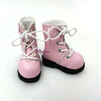 1/6 Bjd Neo B Doll Shoes Boots Pink SHP002PNK